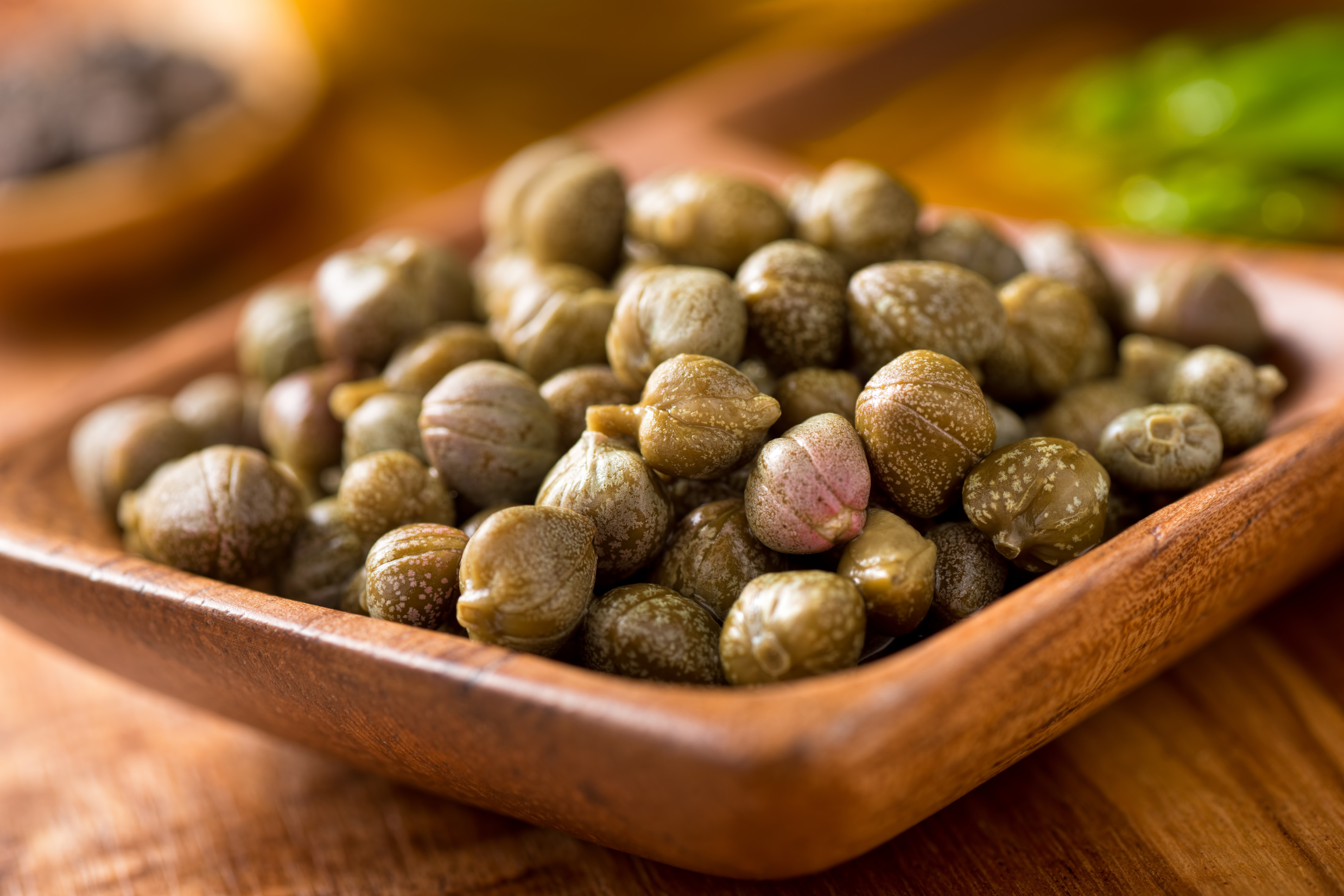 capers MIND Diet