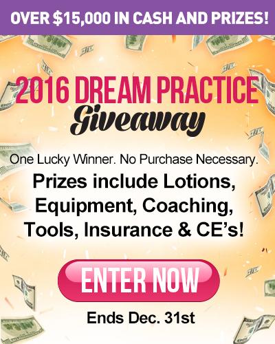 2016 Dream Practice Giveaway