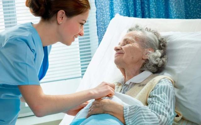 hospice movement and massage