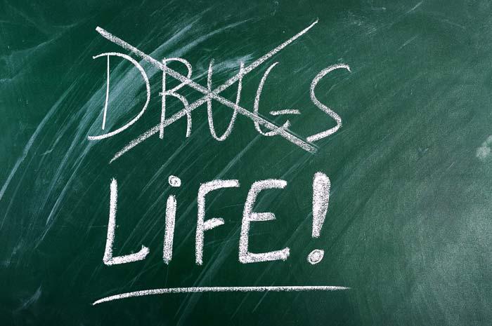 choosing life instead of drugs