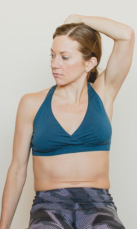 Neck Anterior Oblique—Flexion