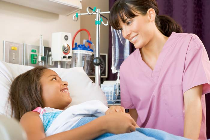 Pediatric Massage In The Hospital Your Healthy Touch Can