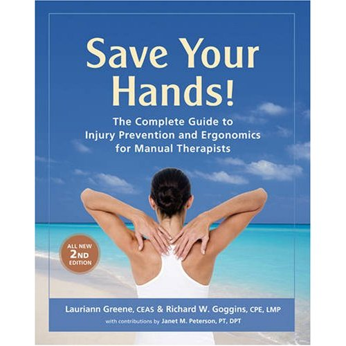 Save Your Hands, MASSAGE Magazine