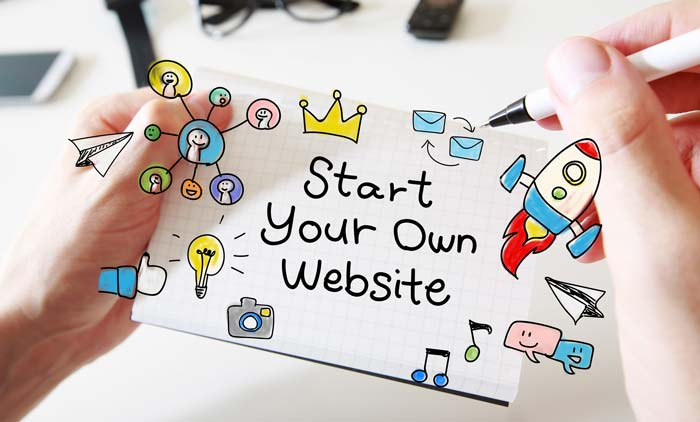 Conquer Your Fear Of Creating A Business Website