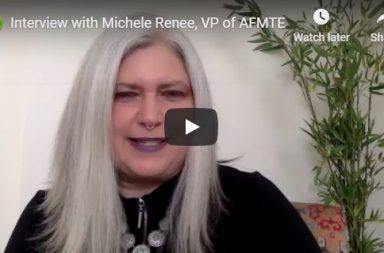 Michele Renee talks about massage education and the coronavirus shutdowns