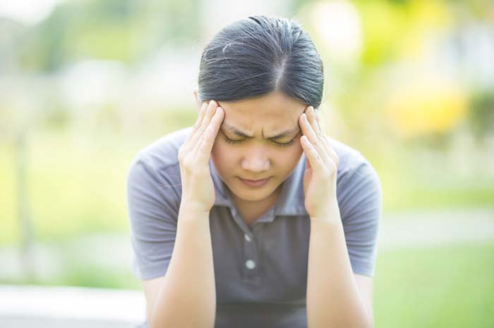 Ease and prevent headaches naturally with trigger-point, reflexology and acupressure remedies.